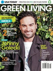 Green Living cover