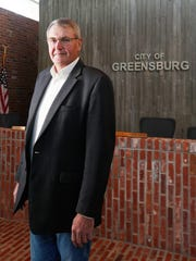 Greensburg mayor