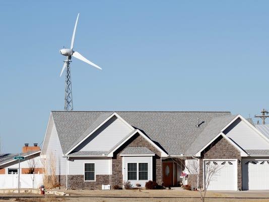 Greensburg windmill