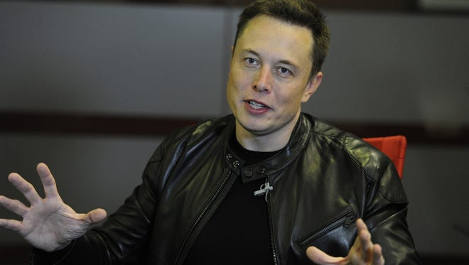 Elon Musk runs both Tesla Motors and SpaceX, but he says he'd like to take more time to have fun.
