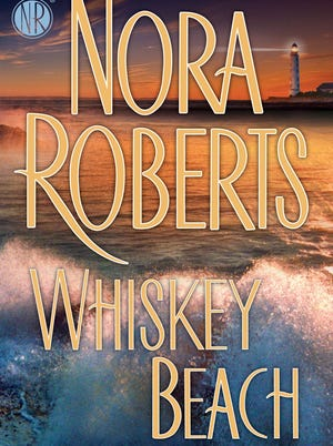 'Whiskey Beach' by Nora Roberts comes out the week of April 14.