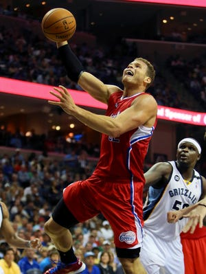 Blake Griffin had 12 points and nine rebounds to help the Clippers win their fifth straight game.