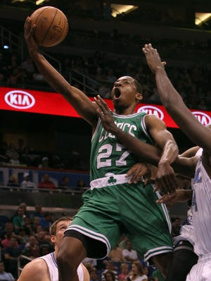 Jordan Crawford scored 16 points off the bench to help Boston clinch the No. 7 seed in the East.