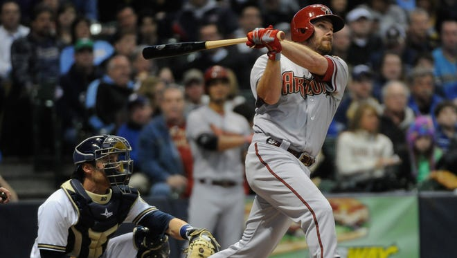 RECYCLING BIN: Jason Kubel: Hit 30 homers with 30 doubles and 90 RBI in 2012 with the Diamondbacks, but lost his power and hitting stroke last season.