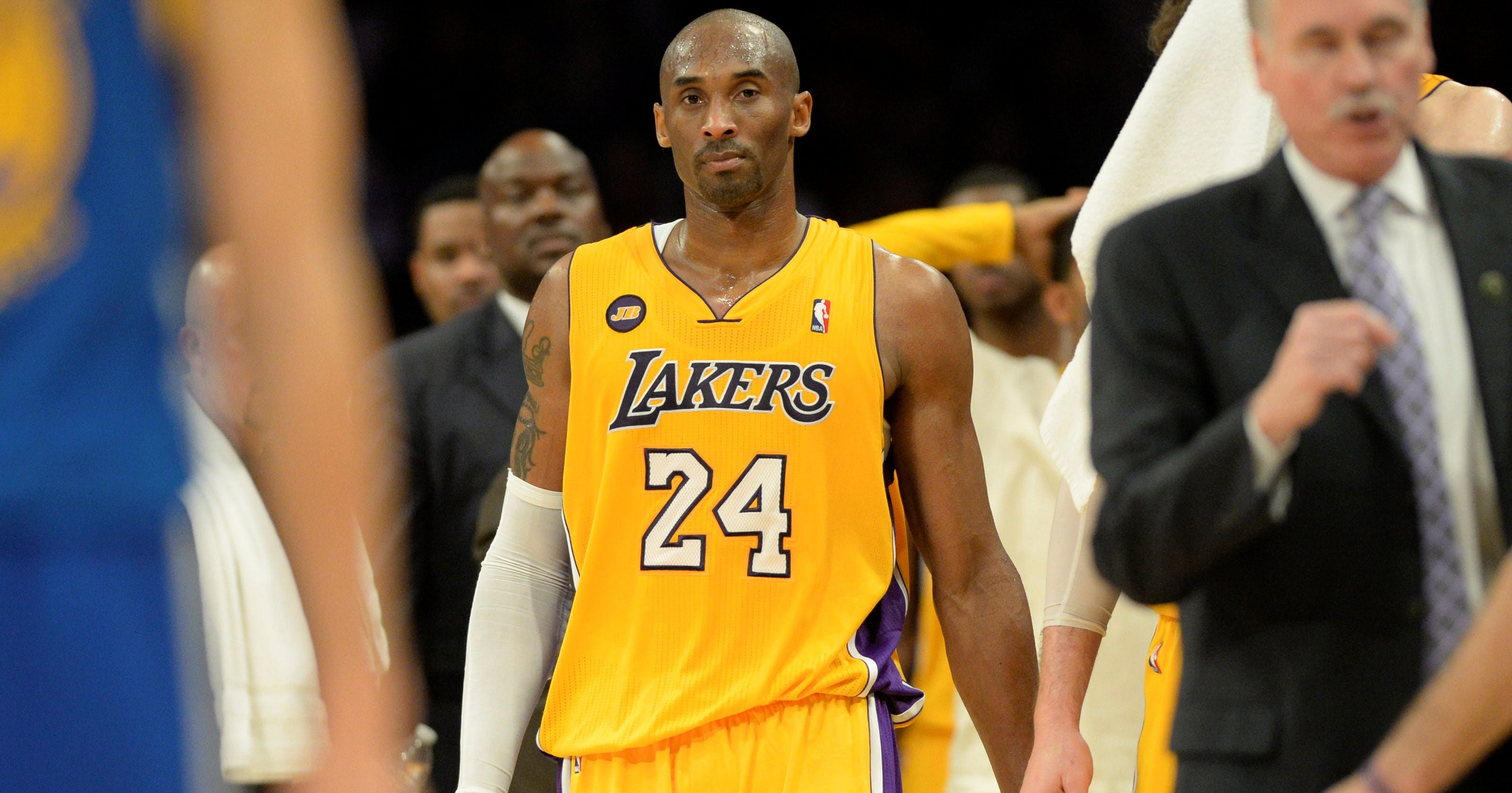 43317304d850 What Kobe s probable Achilles tear means for his future