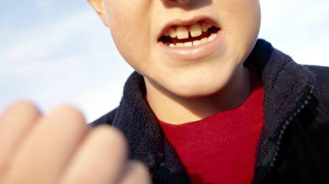A new book says cursing usually begins at the age of 3 or 4.