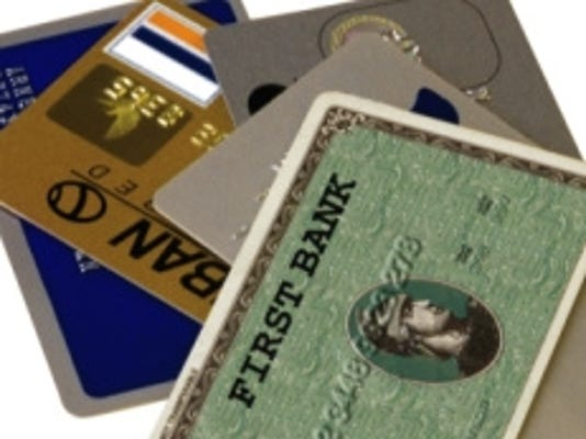 credit cards prepaid cards thinkstock