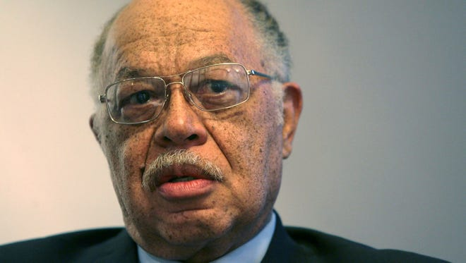 Dr. Kermit Gosnell is seen at his attorney's office in Philadelphia on March 8, 2010.