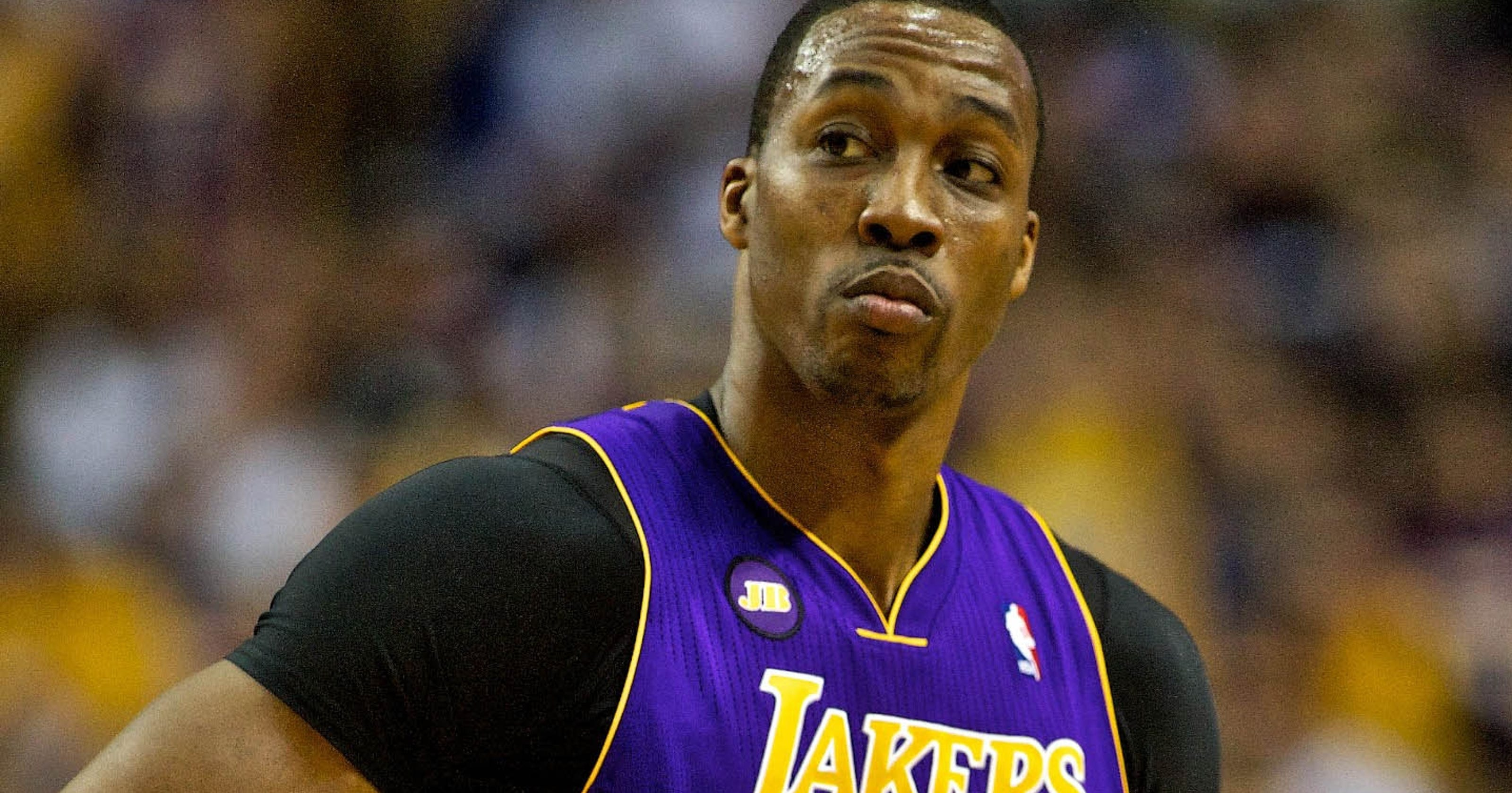 reputable site 1ac29 81ab3 It could change, but Howard expected back with Lakers