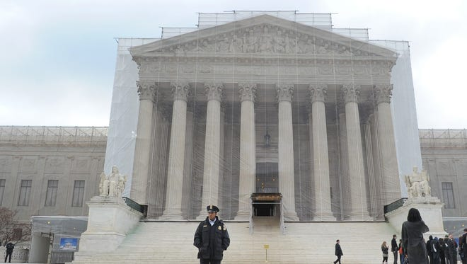 The Supreme Court on Monday declined to consider whether the Second Amendment protects the right to carry a gun outside the home.
