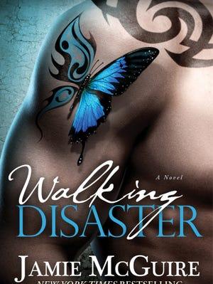 'Walking Disaster' by Jamie McGuire