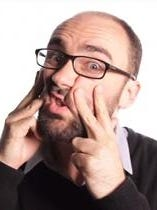 Michael Stevens of the educational YouTube channel Vsauce