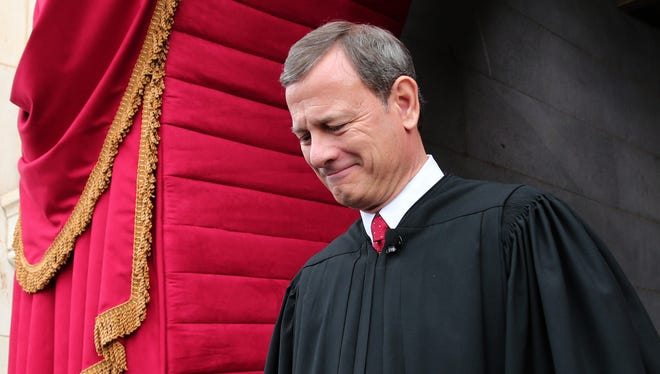 """Corporations are often present in many countries, and it would reach too far to say that mere corporate presence suffices,"" Chief Justice John Roberts wrote for the court."