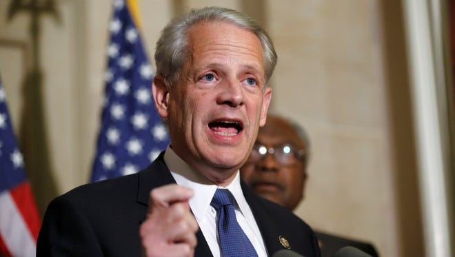 Rep. Steve Israel is chairman of the DCCC.