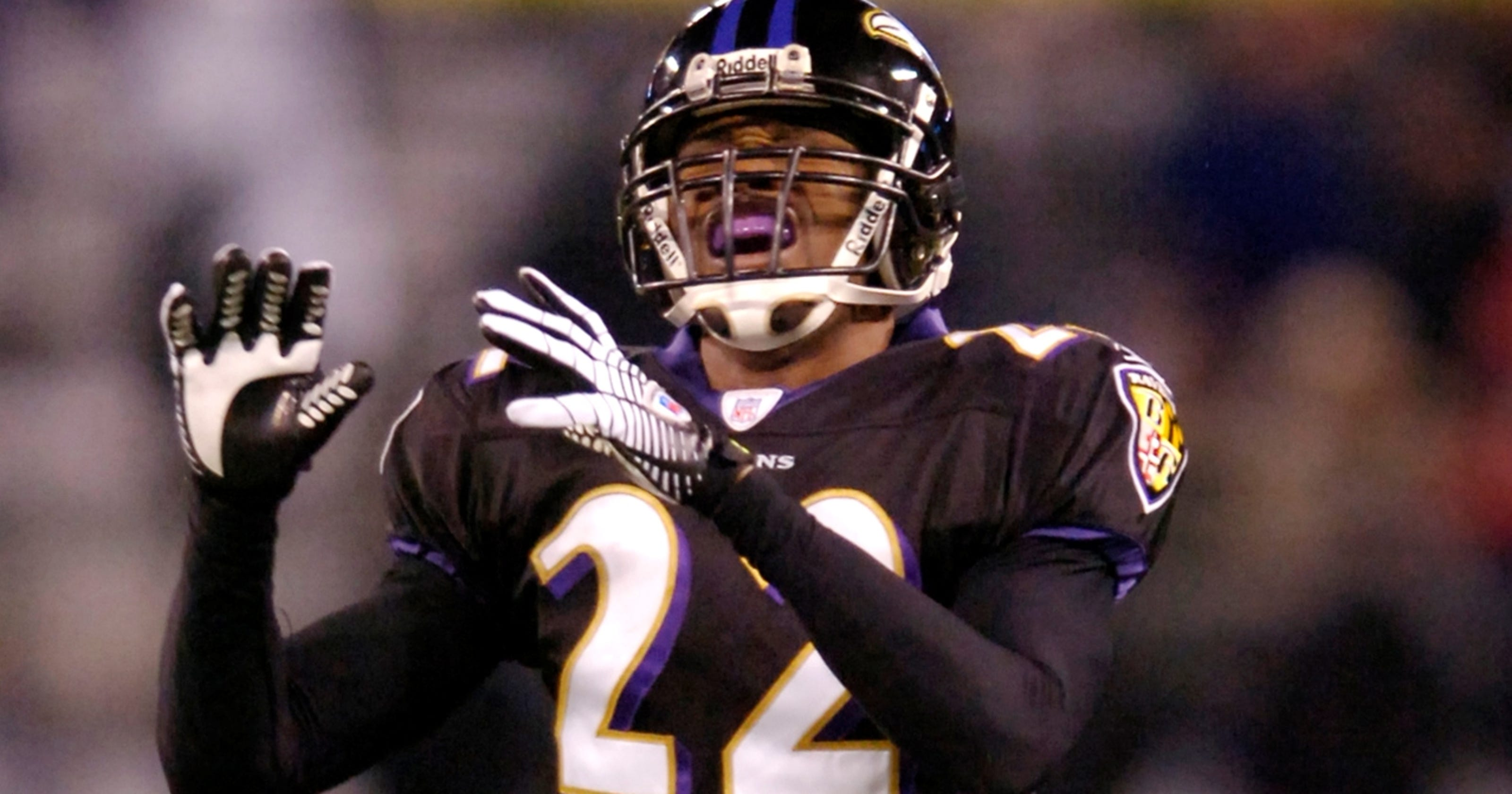 Former all-pro Samari Rolle sues controversial doctor