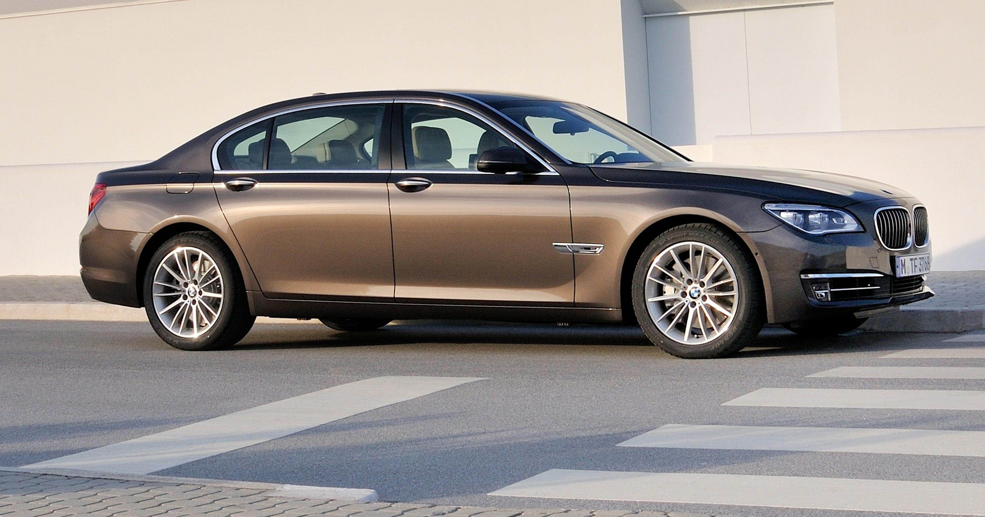 Test Drive: BMW 740Li big comfort, big price