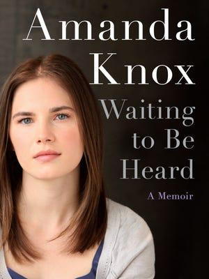 Read details from Amanda Knox's memoir 'Waiting to Be Heard.'