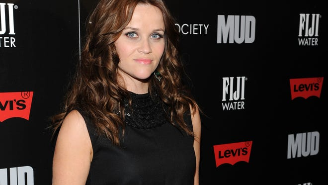 Reese Witherspoon attends the premiere of 'Mud' Sunday in New York.