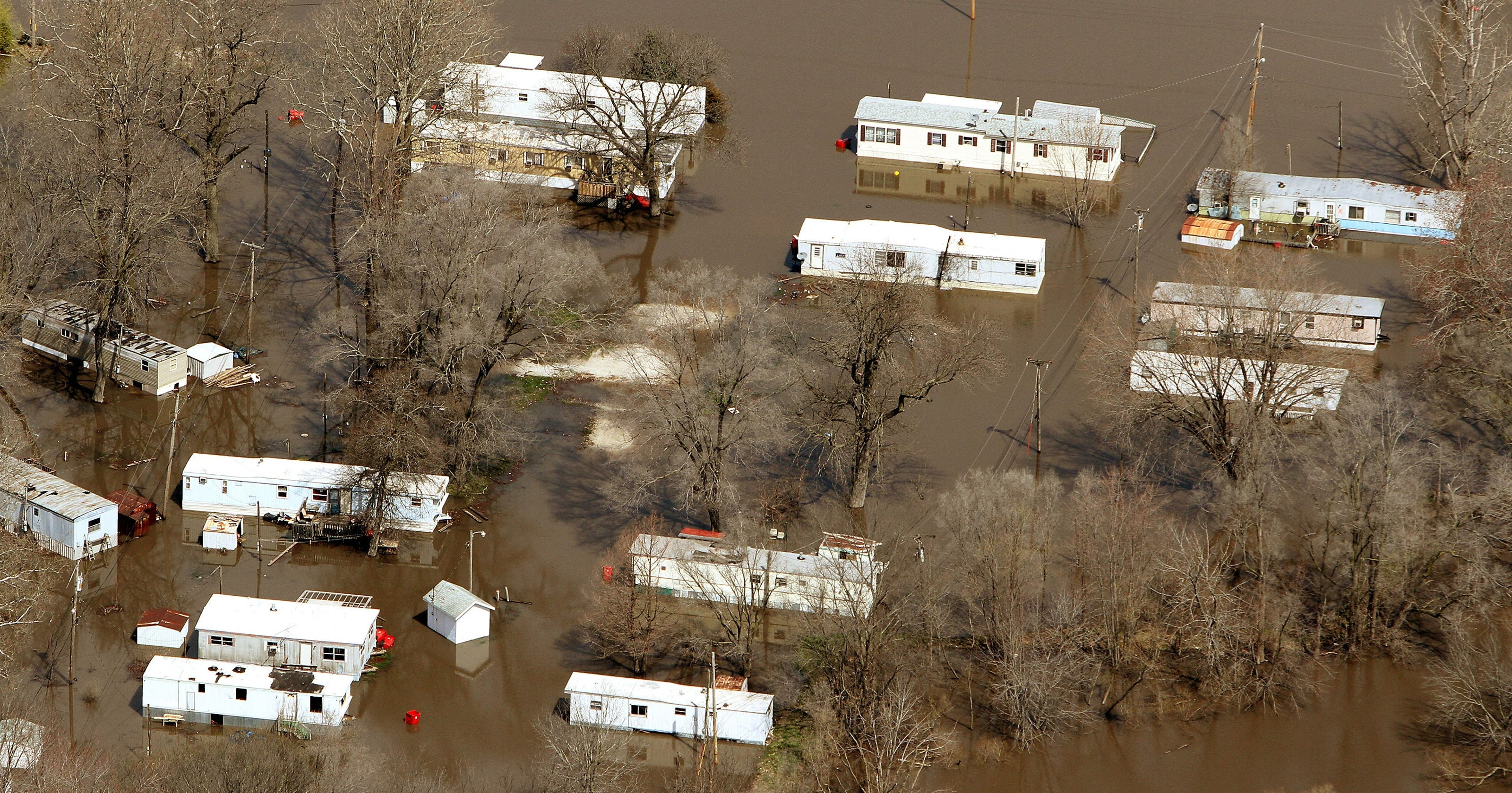 Worst of Midwest flooding may not be over