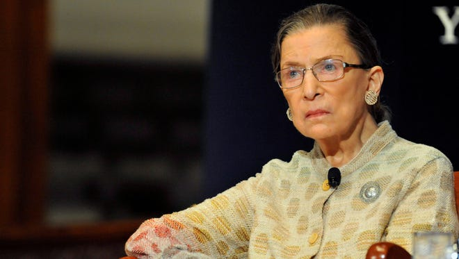 """""""If you want to run a government program, you have to speak the government's speech,"""" Supreme Court Justice Ruth Bader Ginsburg said disdainfully Monday during oral arguments on a case concerning the mandate that international organizations have anti-human trafficking policies in order to receive HIV/AIDS funds."""