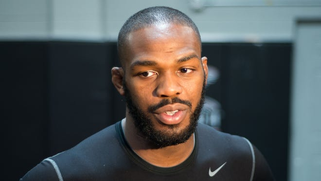 UFC light heavyweight champion has a clear idea of when he'll take a superfight.