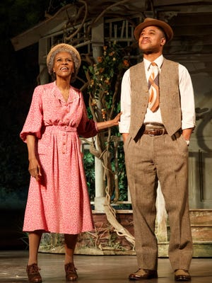 'The Trip to Bountiful' features  Cicely Tyson and Cuba Gooding Jr.