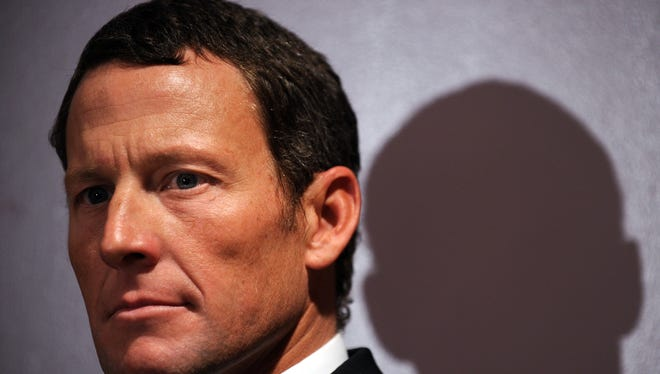 The Justice Department laid out its case in a lawsuit against Lance Armstrong on Tuesday, saying he violated his contract with the U.S. Postal Service.