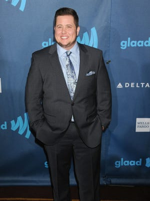 Chaz Bono arrives at the 24th Annual GLAAD Media Awards on April 20 in Los Angeles.