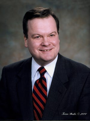 Curtis Coonrod is shown in this 2002 photograph.