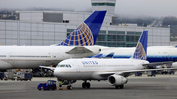 united airlines san francisco