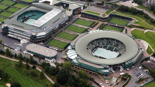 Wimbledon announces plans to build a retractable roof above Court 1 ahead of The Championships in 2019.