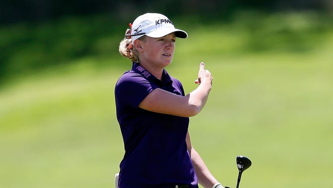 Stacy Lewis leads the field this week at the North Texas LPGA Shootout.