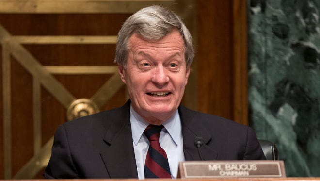 Sen. Max Baucus, D-Mont., is chairman of the powerful Finance Committee.