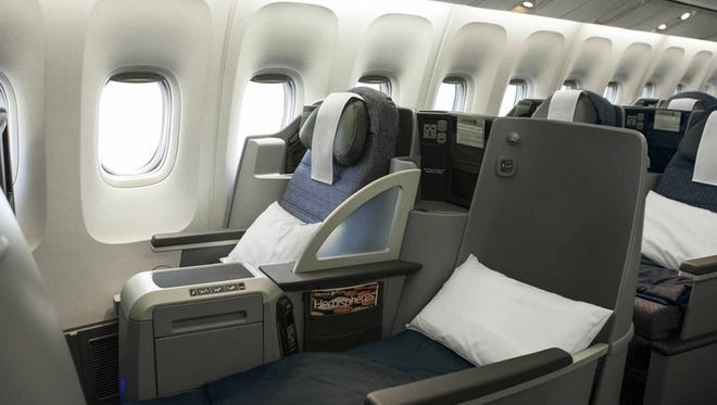 Many corporate trekkers sing the praises of lie-flat seats, a perk that most large international carriers now offer on certain long-haul routes. But those premium cabin perches can cost thousands of dollars.