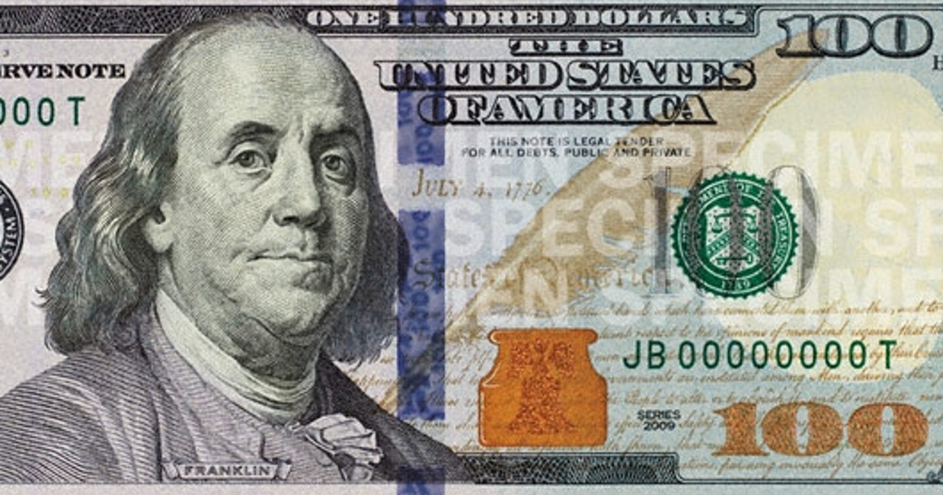 New currency out Tuesday: 411 on the new $100 100 Dollar Bill