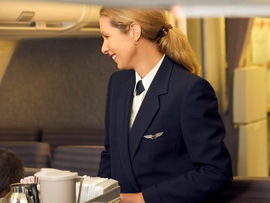 flight attendant DON'T OVERWRITE