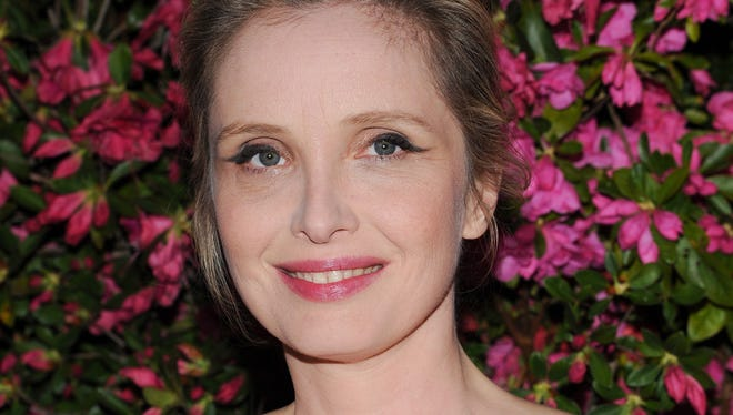 French actress Julie Delpy attends the Chanel  Film Festival Artists Dinner at The Odeon on April 24 in New York.