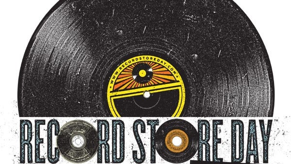 Record Store Day logo, 2013