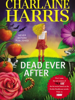 'Dead Ever After' by Charlaine Harris is the final book in the series.