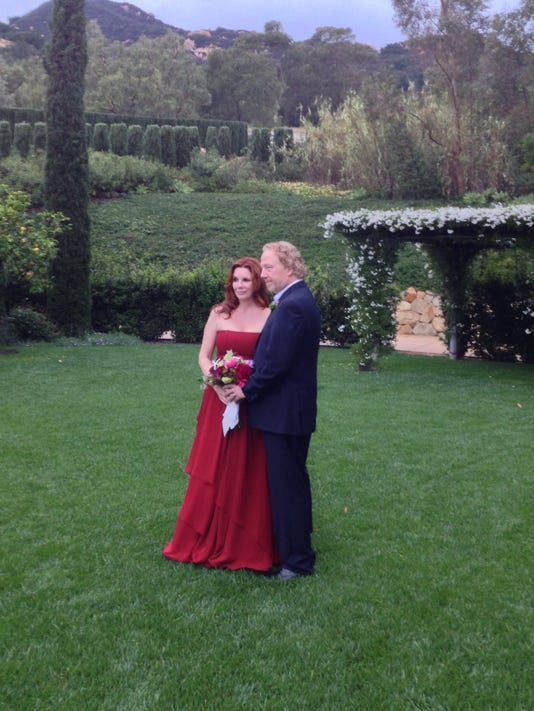 Melissa Gilbert wedding