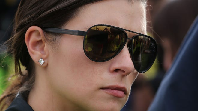Danica Patrick is dating fellow Cup driver Ricky Stenhouse Jr.