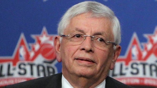 NBA commissioner David Stern led the Board of Governors meeting in Dallas Wednesday.
