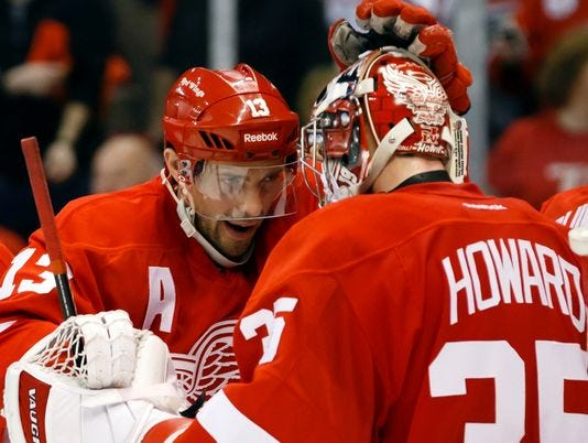 Red Wings Win, Move Closer To Clinching