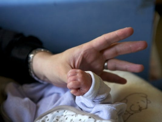 A newborn's placenta may reveal autism risk