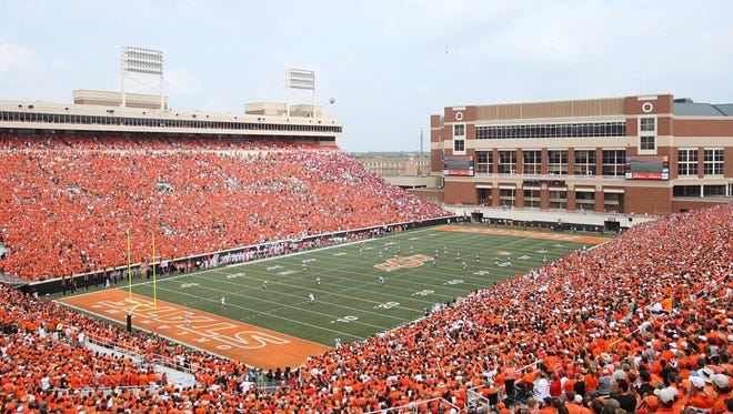 Oklahoma State will host Boise State on Sept. 15, 2018 in the first leg of a home-and-home.