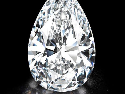 diamond handout