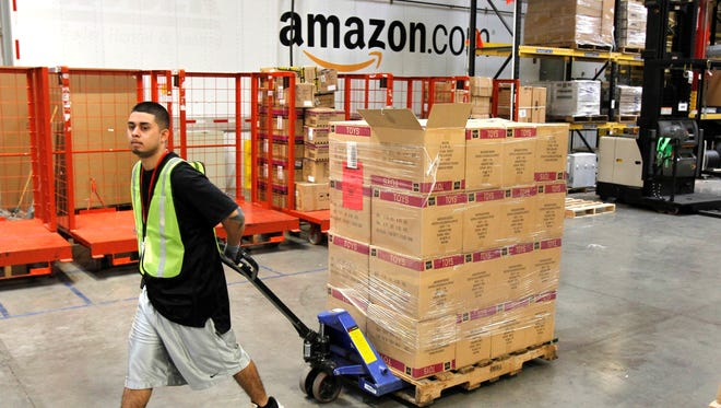 After about a decade of battling, Amazon, which collects sales tax in nine states, now supports the Marketplace Fairness Act and collecting taxes for online sales in states that have sales taxes.