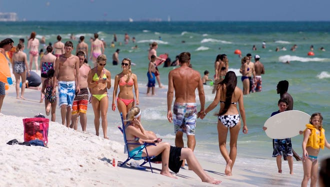 Sunscreens have new FDA-required labels to prevent sunburn.