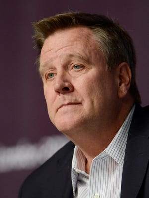 USOC chief executive officer Scott Blackmun says that 10 U.S. cities are interested in hosting the 2024 Summer Olympics.