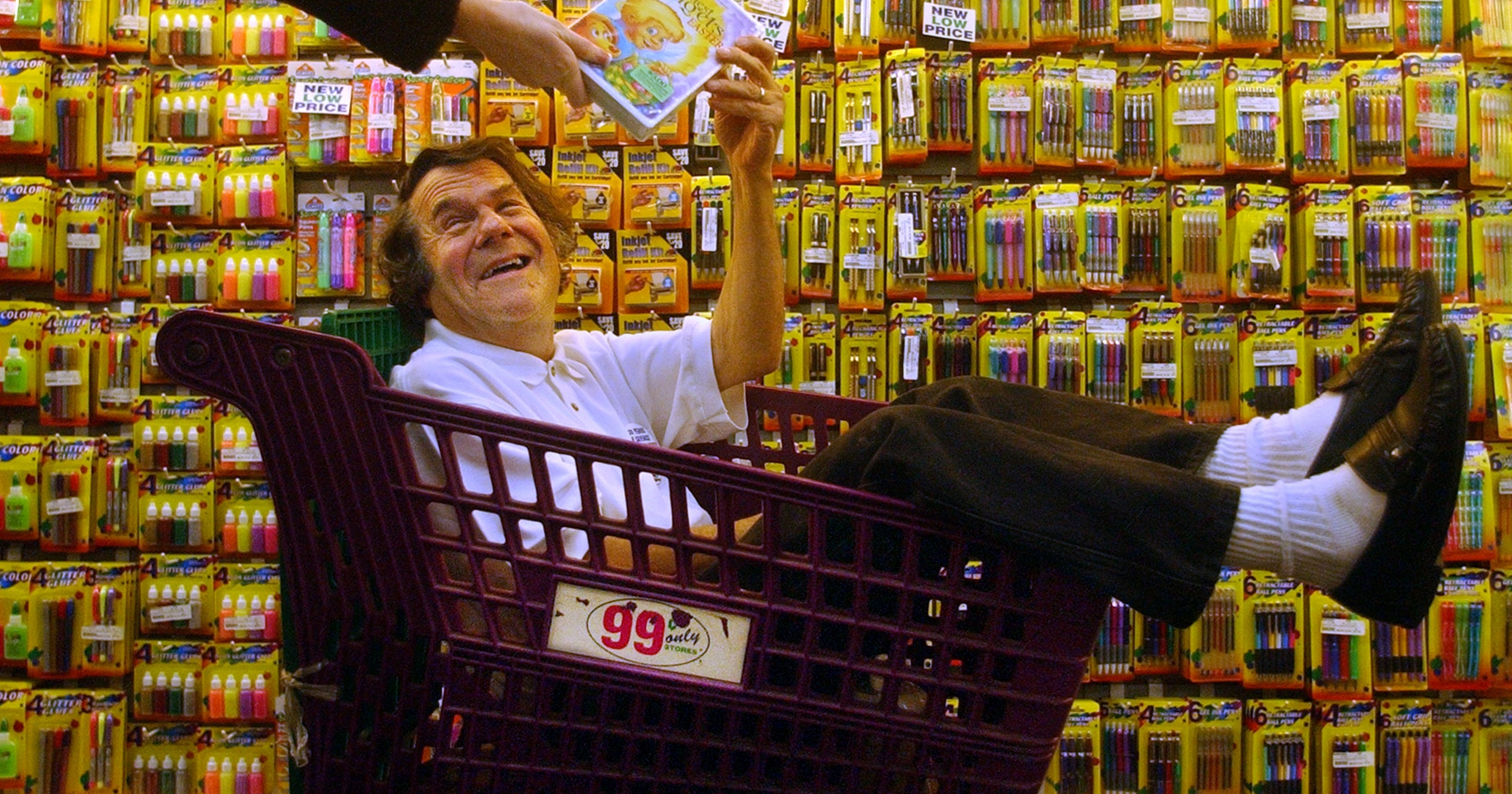 Dave Gold Founder Of 99 Cents Only Stores Dies